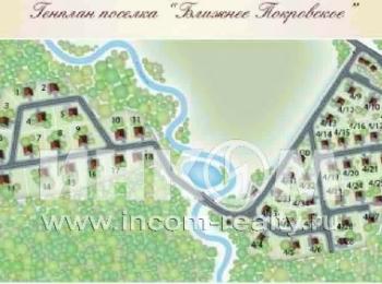Коттеджный поселок Ближнее Покровское